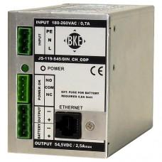 Система электропитания JSD-119-XXX / DIN_CH_ODP