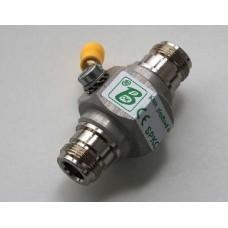 Коаксиальное устройство защиты от импульсных перенапряжений SPKO-N-50-1,5G-B / F-F
